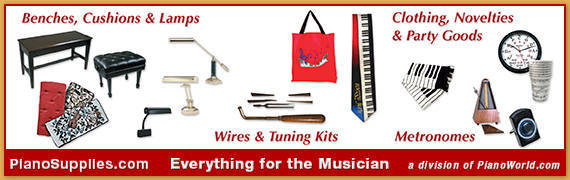 Piano accessories and music gift items, digital piano dolly, music theme party goods