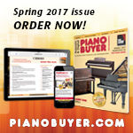 Piano Buyer Spring 2017