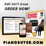 Piano Buyer Fall 2017