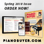 Piano Buyer Spring 2018