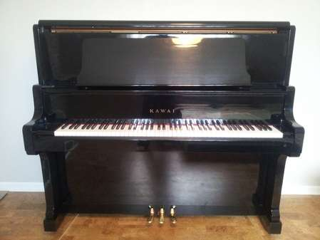 Kawai US50 from the front.