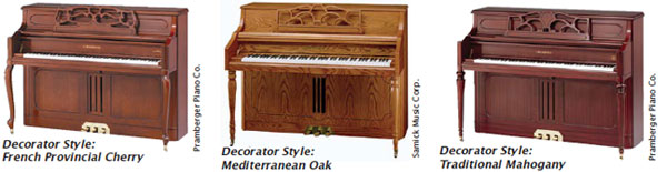 Decorator Styles--French Provincial, Mediterranean, Traditional