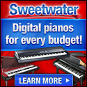 Digital Pianos at Sweetwater