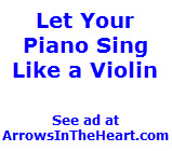 Let Your Piano Sing