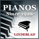Lindeblad Piano Restorations and sales