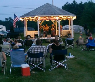 Saco River Festival Organization Free Summer Bandstand Concerts