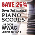 Piano Music Sale