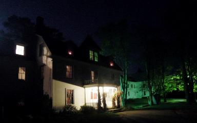 Haunted House - Parsonsfield Seminary
