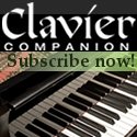 Clavier Companion - Subscribe Now!