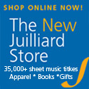 The New Juilliard Store