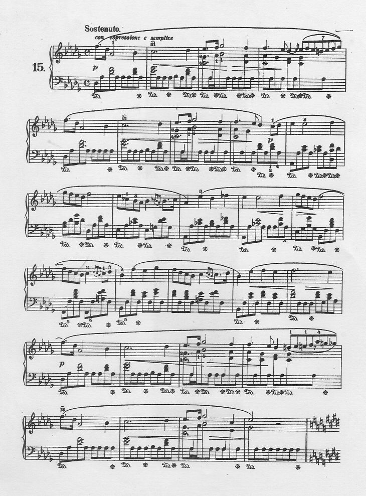 """chopin raindrop prelude Frédéric chopin preludes editor: yet chopin still managed to finish his """"préludes"""" there which he had begun to compose in paris prelude (raindrop."""