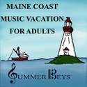 Summer Keys, a Music Adventure in Lubec, Maine