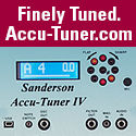 Sanderson Accu-Tuner
