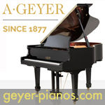 A. Geyer Pianos