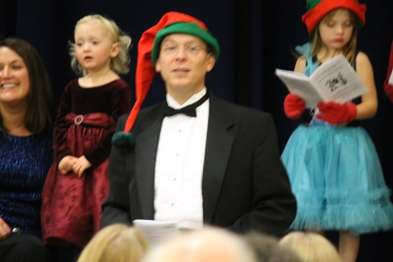 SRFA Holiday Choral Group